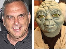 Avram Grant and Yoda