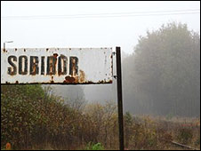 Sobibor sign