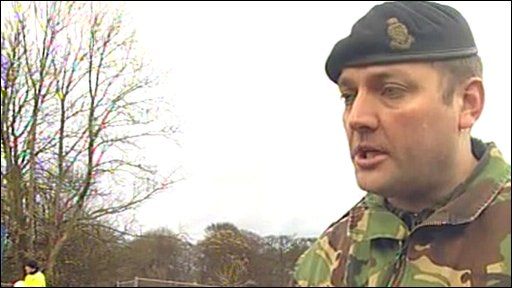 Major Phil Curtis