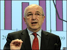Joaquin Almunia - new EU Competition Commissioner