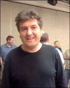 Peter Scraton, e2v
