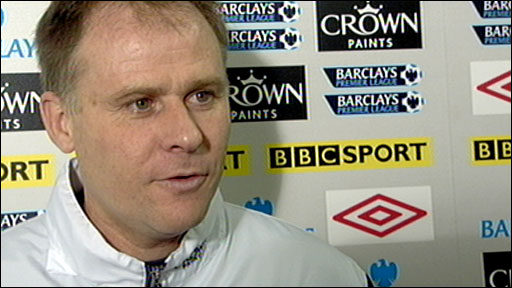 Blackburn Rovers assistant boss Neil McDonald