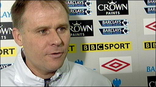 Blackburn Rovers assistant boss Neil McDonald