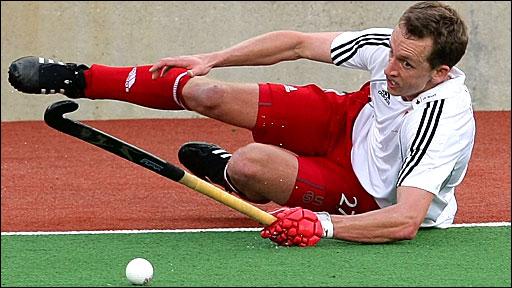 England's Dan Fox