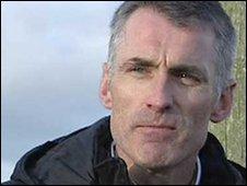 Declan Kearney of Sinn Fein