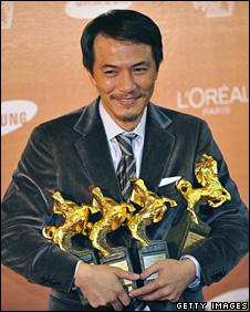 Taiwan director Leon Dai