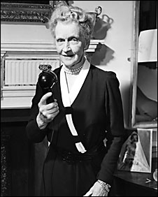 Nancy Astor on BBC Woman's Hour in 1956