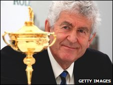 Rhodri Morgan and the Ryder Cup