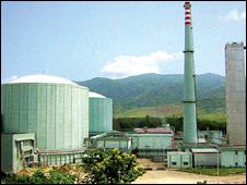 Kaiga nuclear power plant (Photo: K Venkatesh)