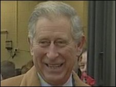 Prince Charles visits Cumbria