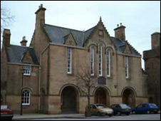 Dornoch Sheriff Court. Image: Crown copyright