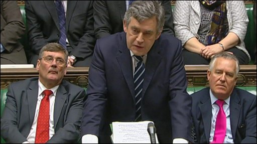 Gordon Brown makes a Commons statement on troop deployments to Afghanistan