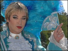 Julian Clary: Dandini at Crawley