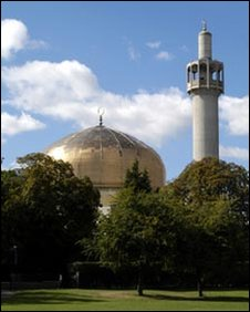 Regent's Park mosque, London