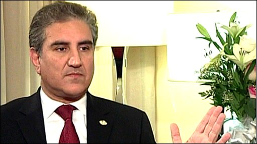 mahmood shah qureshi