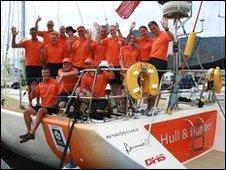 Crew of Hull & Humber