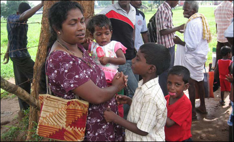 Sri Lanka refugees