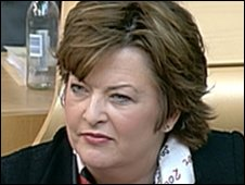 Fiona Hyslop has been made culture and external affairs minister