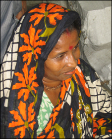 Microfinance client Mamata Rani
