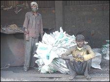 HEG workers