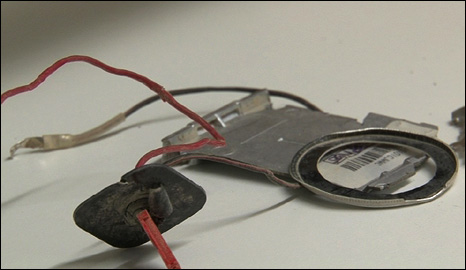 Electronic debris (BBC)
