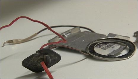 Electronic debris (BBC)