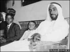 Sheikh Zayed al-Nayan