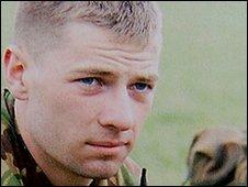 Trooper Jack Sadler
