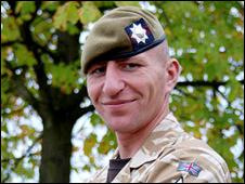 Acting Sgt John Amer
