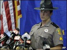 Sgt Kim Montes
