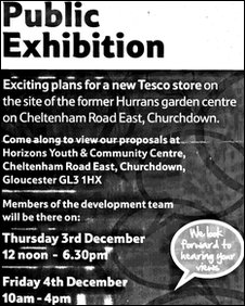 Tesco flyer