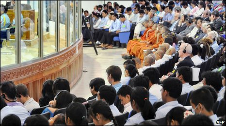 The Extraordinary Chambers in the Courts of Cambodia