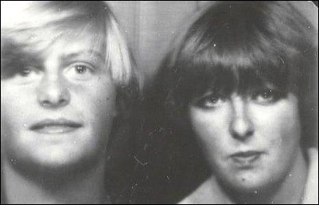 Helen Scott and Christine Eadie