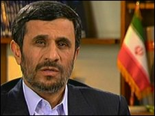 President Ahmadinejad