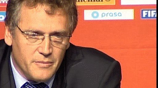 Jerome Valcke - FIFA General Secretary