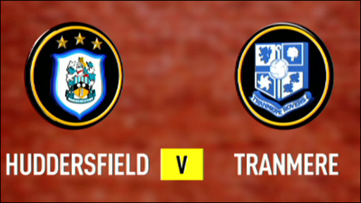 Huddersfield 3-3 Tranmere