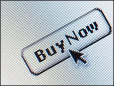 Online shopping tag