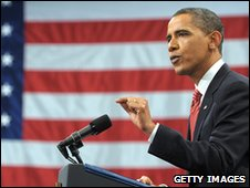 President Obama gives West Point speech