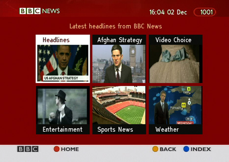 The BBC News Multiscreen
