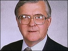 Kenneth Baker in 1990