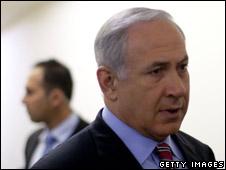 Benjamin Netanyahu [File pic]