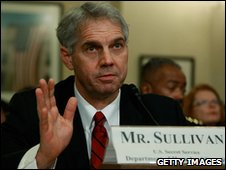 Mark Sullivan testifies before the House Homeland Security Committee, 3 Dec 2009