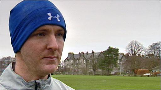 Dundee Utd defender Andy Webster