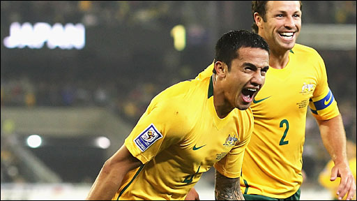 Australia&amp;apos;s World Cup qualifying highlights