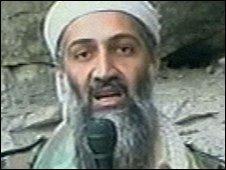 Osama Bin Laden (file image)