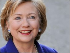 2009 File picture of Hillary Clinton