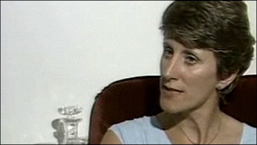 Former Olympic sprinter Dorothy Hyman from Cudworth, Barnsley