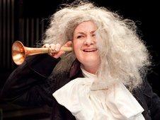 Sally-Ann Burnett as Beethoven