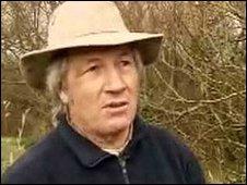 Mick Wright of the Suffolk Wildlife Trust