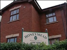 Honeymead care home
